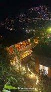 腾冲夜景好靓啊~边城灯火如此璀璨,你的家在哪一处?