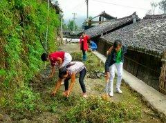 明光镇中塘社区:小小村寨频出新招