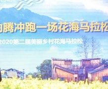 <strong>幸福腾冲・2020第二届美丽乡村花海马拉松赛震撼来袭 3</strong>