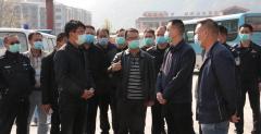 腾冲: 筑牢严防境外疫情输入安全屏障