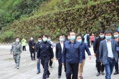 <strong>杨军率队到猴桥镇对香蕉运输车辆管理工作进行调研</strong>